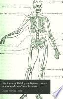 Nociones de fisiologia e higiene con las nociones de anatomía humana correspondientes
