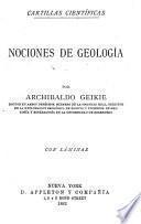 Nociones de geología