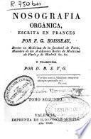 Nosografía orgánica