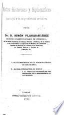 Notas históricas y diplomáticas