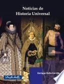 Noticias de Historia Universal