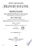 Nouveau dictionnaire espagnol français et français espagnol, 1