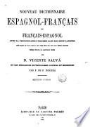 Nouveau dictionnaire espagnol français et français espagnol, 2