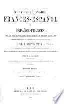 Nouveau dictionnaire espagnol-français et français espagnol