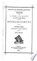 Novelas cortas: Cuentos amatorios