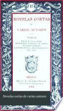 Novelas cortas de varios autores