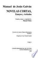 Novelas cortas, ensayos y artículos