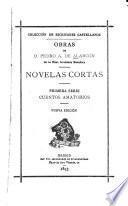 NOVELAS CORTAS