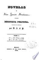 Novelas de Miss Harriet Martineau sobre Economía Política