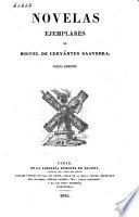 Novelas ejemplares de Miguel de Cervántes Saavedra
