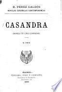 Novelas españolas contemporaneas