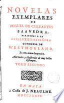 Novelas exemplares,2