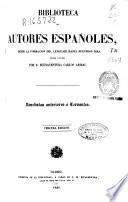 Novelistas anteriores a Cervantes