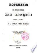 Novenaris de... S. Joaquín...
