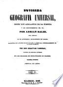 Novísima Geografía Universal...