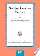 Novísima grandeza mexicana