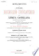Novísimo diccionario enciclopédico de la lengua castellana