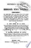 Novísimo manual de hidrologia médica española ...