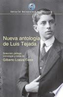Nueva antología de Luis Tejada
