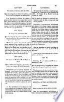 Nueva colección de leyes y decretos mexicanos