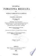 Nueva farmacopea mexicana de la Sociedad farmacéutica de México