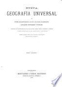 Nueva geografía universal