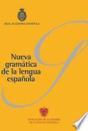 Nueva gramática de la lengua española (Pack)