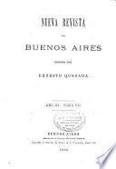 Nueva revista de Buenos Aires