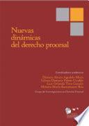Nuevas dinámicas del derecho procesal