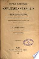 Nuevo diccionario Francés-Español y Español- Francés