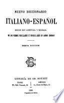 Nuevo diccionario Italiano-Español