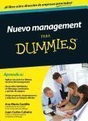 Nuevo management para Dummies
