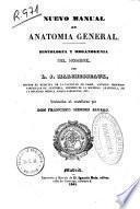 Nuevo manual de anatomia general