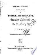Nuevo manual de práctica forense, 1 (2na part)