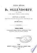 Nuevo método del Dr.Ollendorff para aprender un idioma, adaptado al francés