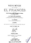 Nuevo método para aprender el francés para los colegios nacionales & demás de la república Argentina