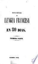 Nuevo método teórico y práctico de lengua francesa
