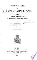 Nuevo Valbuena, ó Diccionario latino-español