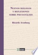 Nuevos diálogos y reflexiones sobre psicoanálisis