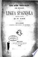 Nuovo metodo teorico-pratico per imparare la lingua spagnuola
