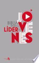 NVI Biblia para el líder de jóvenes