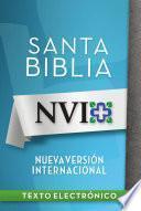 NVI Santa Biblia