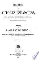 Obras ; coleccion dispuesta y revisada, con un discurso preliminar por D. F. P. y M. ; tomo 2