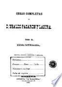 Obras completas de D. Ubaldo Pasarón y Lastra