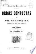 Obras completas de Don José Zorrilla