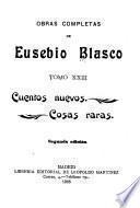 Obras completas de Eusebio Blasco