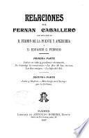 Obras completas de Fernán Caballero