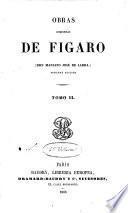 Obras completas de Fı́garo. 3a ed