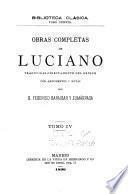 Obras completas de Luciano
