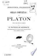 Obras completas de Platón: ( 291 p.)